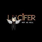 Lucifer Morningstar by Sirocco88