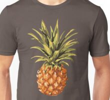 Pineapples Pattern Unisex T-Shirt
