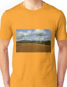 Rural scenery Unisex T-Shirt