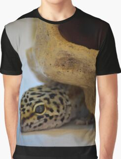 Tango the Leopard Gecko Graphic T-Shirt