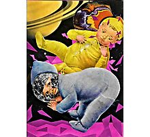 Space Babies Photographic Print