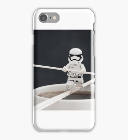 First Order Coffee Morning iPhone Case/Skin