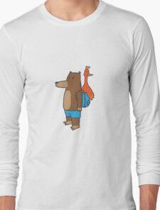 Bear & Bird alt. Long Sleeve T-Shirt