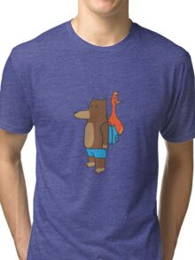 Bear & Bird alt. Tri-blend T-Shirt