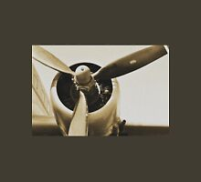 Plane from a Vintage Dream Unisex T-Shirt