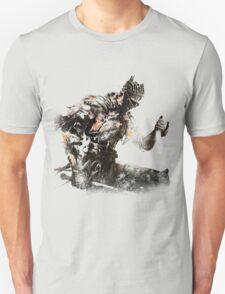 Dark Souls - black T-Shirt