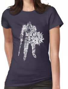 Knight of Thorns Womens Fitted T-Shirt
