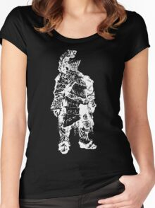 The Rock Women's Fitted Scoop T-Shirt