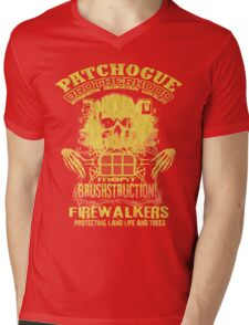 patchogue fire department Mens V-Neck T-Shirt