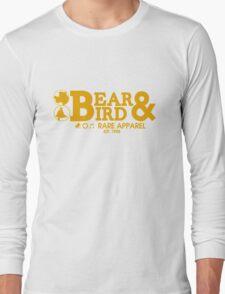 Bear & Bird Long Sleeve T-Shirt
