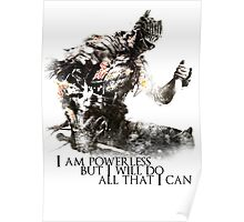 All i can Poster