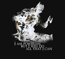 All i can - White Unisex T-Shirt