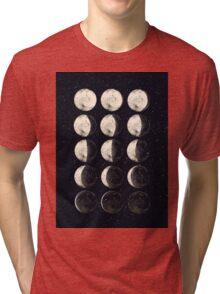 Moon Cycle Tri-blend T-Shirt