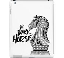 The Dark Horse iPad Case/Skin