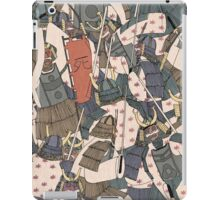 Samurai Ghosts iPad Case/Skin