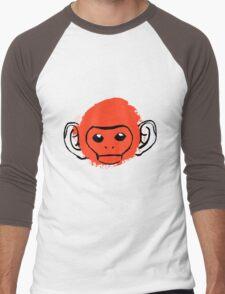 Monkey Men's Baseball ¾ T-Shirt