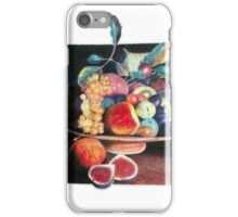 Fruits on the loose iPhone Case/Skin
