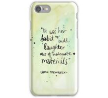Building Laughter iPhone Case/Skin
