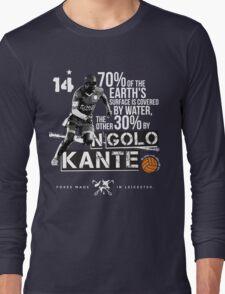N'GOLO KANTE - CLASS ON GRASS Long Sleeve T-Shirt