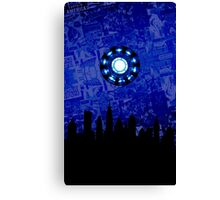 STARK ENTERPRISES Canvas Print