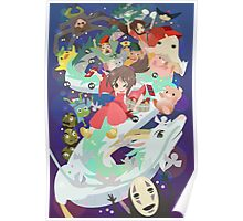 Spirited Away - Hooray Poster