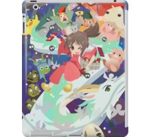 Spirited Away - Hooray iPad Case/Skin