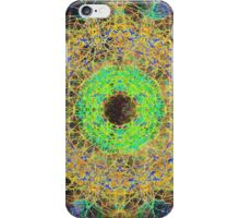 Juicy Liquid Paint Mandala Ten iPhone Case/Skin