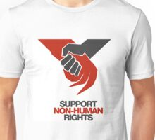 DISTRICT 9 SUPPORT NON-HUMAN RIGHTS Unisex T-Shirt