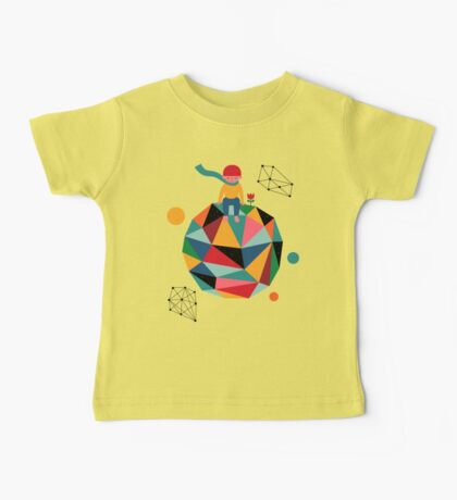 Lonely planet Baby Tee