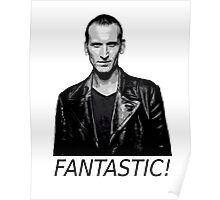 Doctor Who - Fantastic! - 9th Doctor Poster