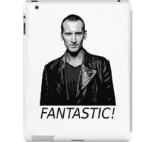 Doctor Who - Fantastic! - 9th Doctor iPad Case/Skin