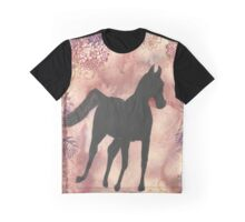 Horse Silhouette #15 Graphic T-Shirt