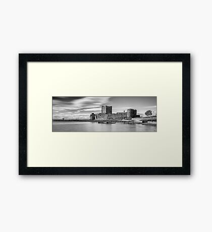 Carrickfergus Castle 2 Framed Print