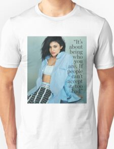 Kylie Jenner Quote T-Shirt