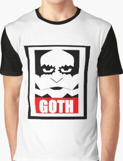 Mina Bronsky-GOTH Graphic T-Shirt