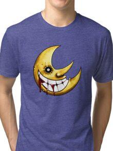 Soul Eater --- Moon Tri-blend T-Shirt