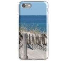 Protector of the dunes iPhone Case/Skin