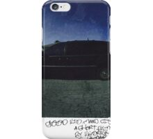 kendrick lamar good kid m.a.a.d city iPhone Case/Skin