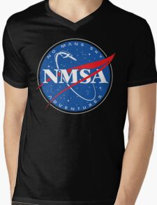No Man's Sky - NMSA Mens V-Neck T-Shirt