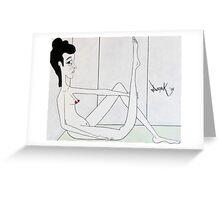 Sophie Greeting Card