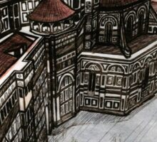Il Duomo - Florence, Italy Sticker