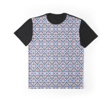 Iznik Pattern Graphic T-Shirt