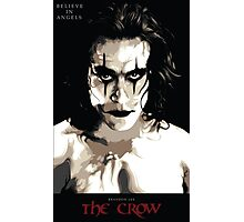 The Crow Photographic Print
