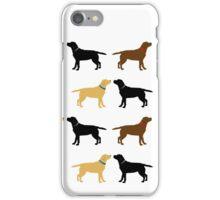 Labradors iPhone Case/Skin