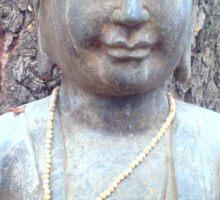 stone buddha statue Sticker
