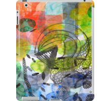 Colored Soup iPad Case/Skin