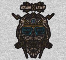 Major Lazer One Piece - Short Sleeve