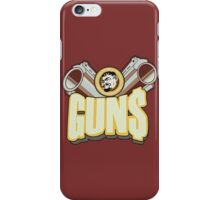 Marcus guns iPhone Case/Skin
