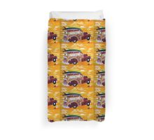 woodie wagon 1 Duvet Cover