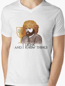 Tyron Lannister, ASOIAF (transparent face 'colour') T-Shirt
